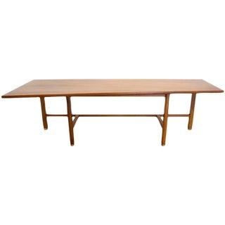 Edward J Wormley Trapezoid Coffee Table