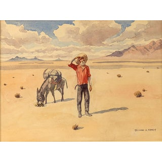 Prospector by Leonard Reedy (1899-1956)