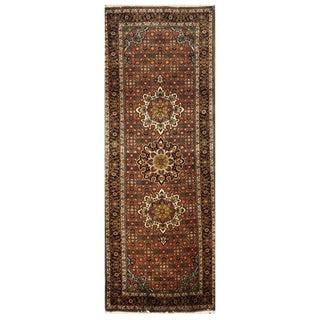 Fine Persian Bijar Rug - 3' x 8'