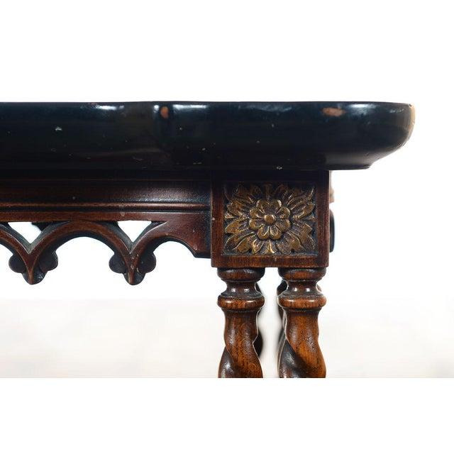 19th Century Mahogany Barley Twist Coffee Table Chairish