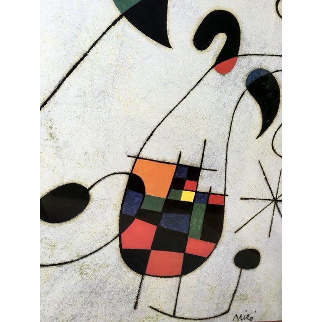 Large Miro Framed Print - Image 4 of 6