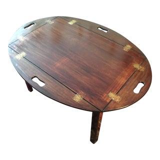 Vintage Arts & Crafts Butler's Table