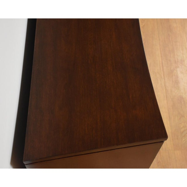Edward Wormley for Dunbar Curved Credenza - Image 8 of 11