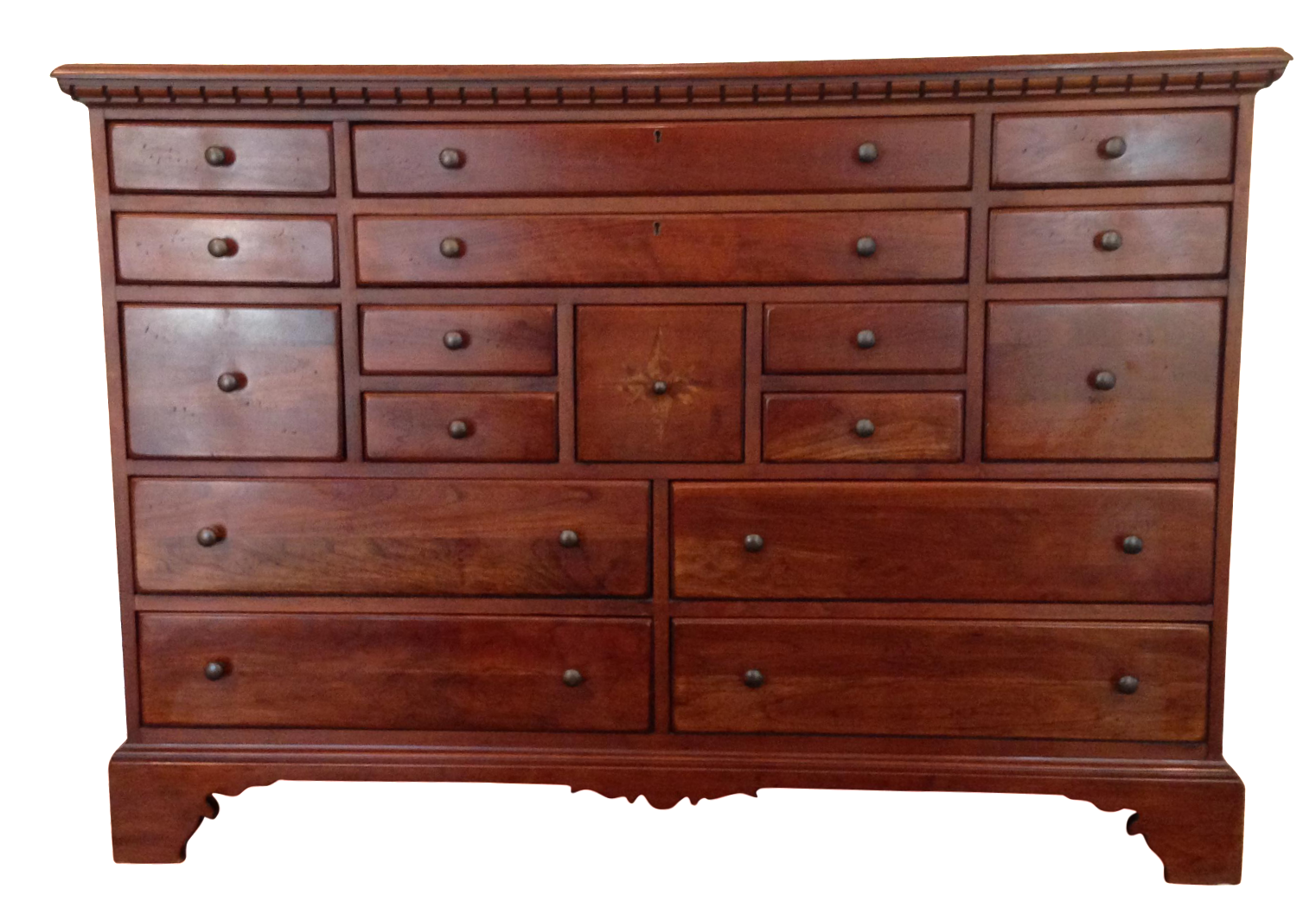 Bob Timberlake Old Salem By Lexington Collectors Chest Dresser Made In Usa