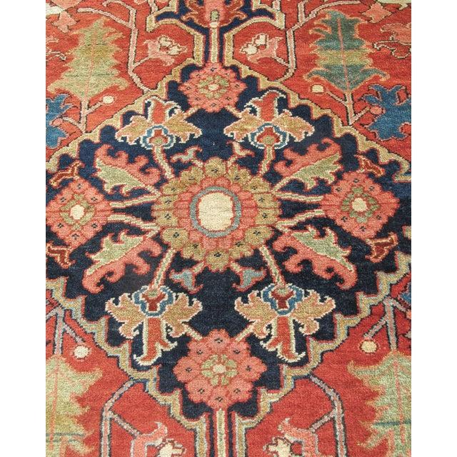 Beautiful Small Heriz Carpet - Image 2 of 3