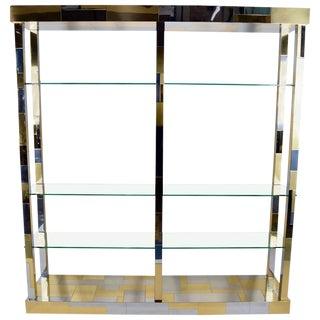 Paul Evans for Directional Cityscape Shelf Unit