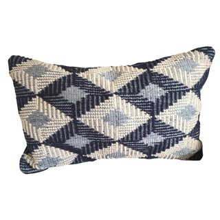 West Elm Lumbar Throw Pillow