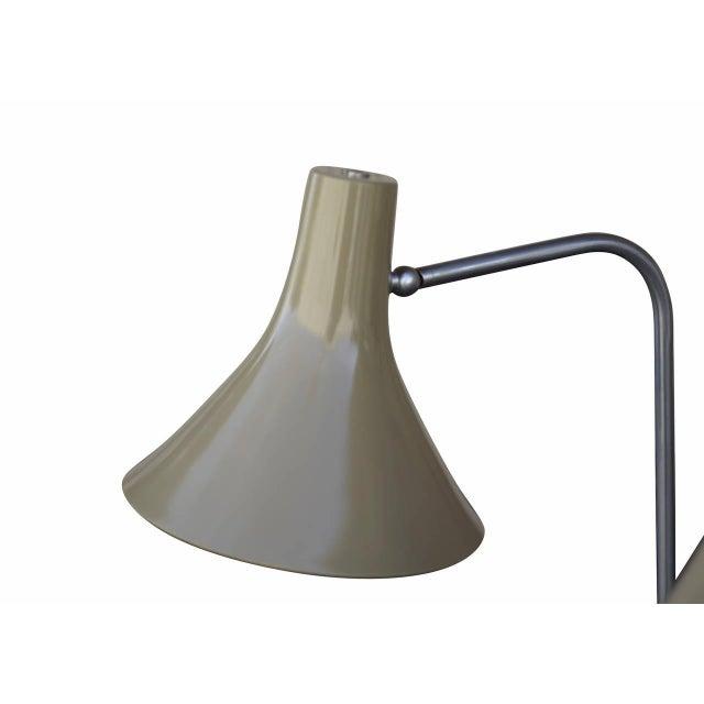 Walter Von Nessen Dual Desk Lamp - Image 5 of 6