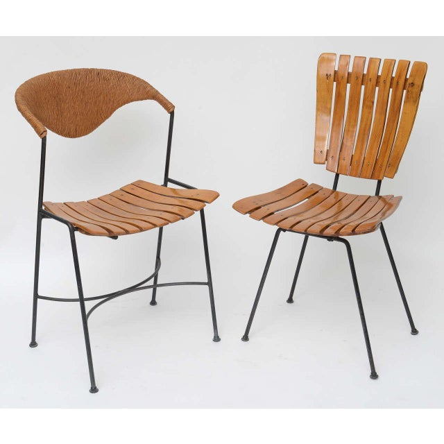 Set of Four Arthur Umanoff Dining Chairs for Raymor - Image 2 of 10