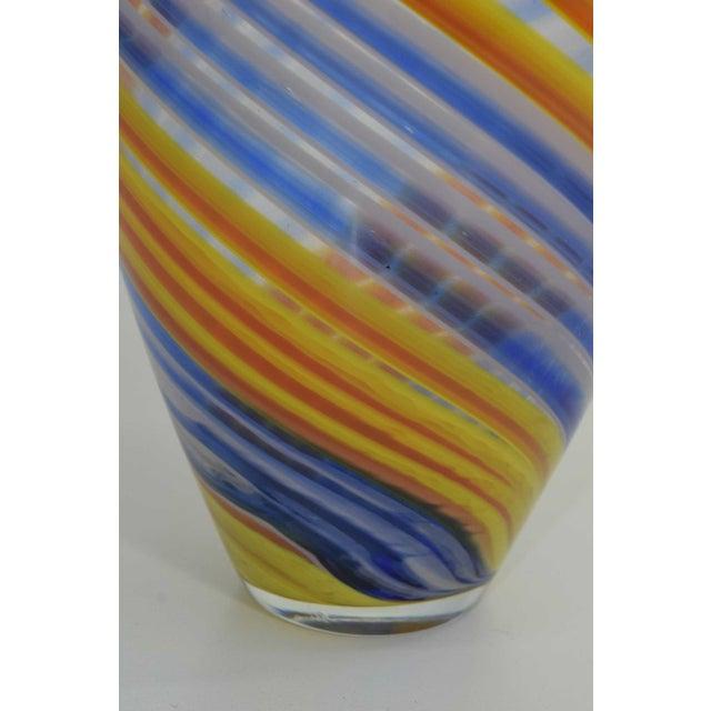 Tall Murano Vase - Image 5 of 5