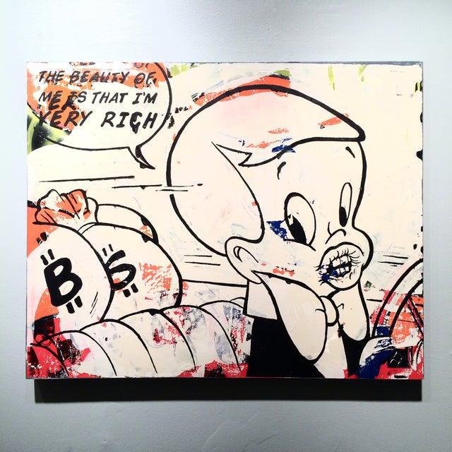 'Very Rich #1-6' Silkscreens on Panel - Set of 6 - Image 6 of 10