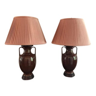 Frederick Cooper Table Lamps - a Pair