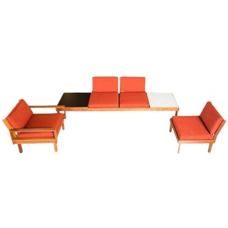 Martin Borenstein Modular Living Room Set