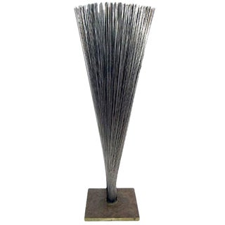 Harry Bertoia Early Work Steel Bouquet
