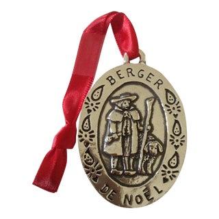 Pierre Deux Ornament, Berger de Noel