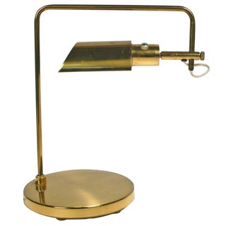 Koch and Lowy Swing Arm Lamp