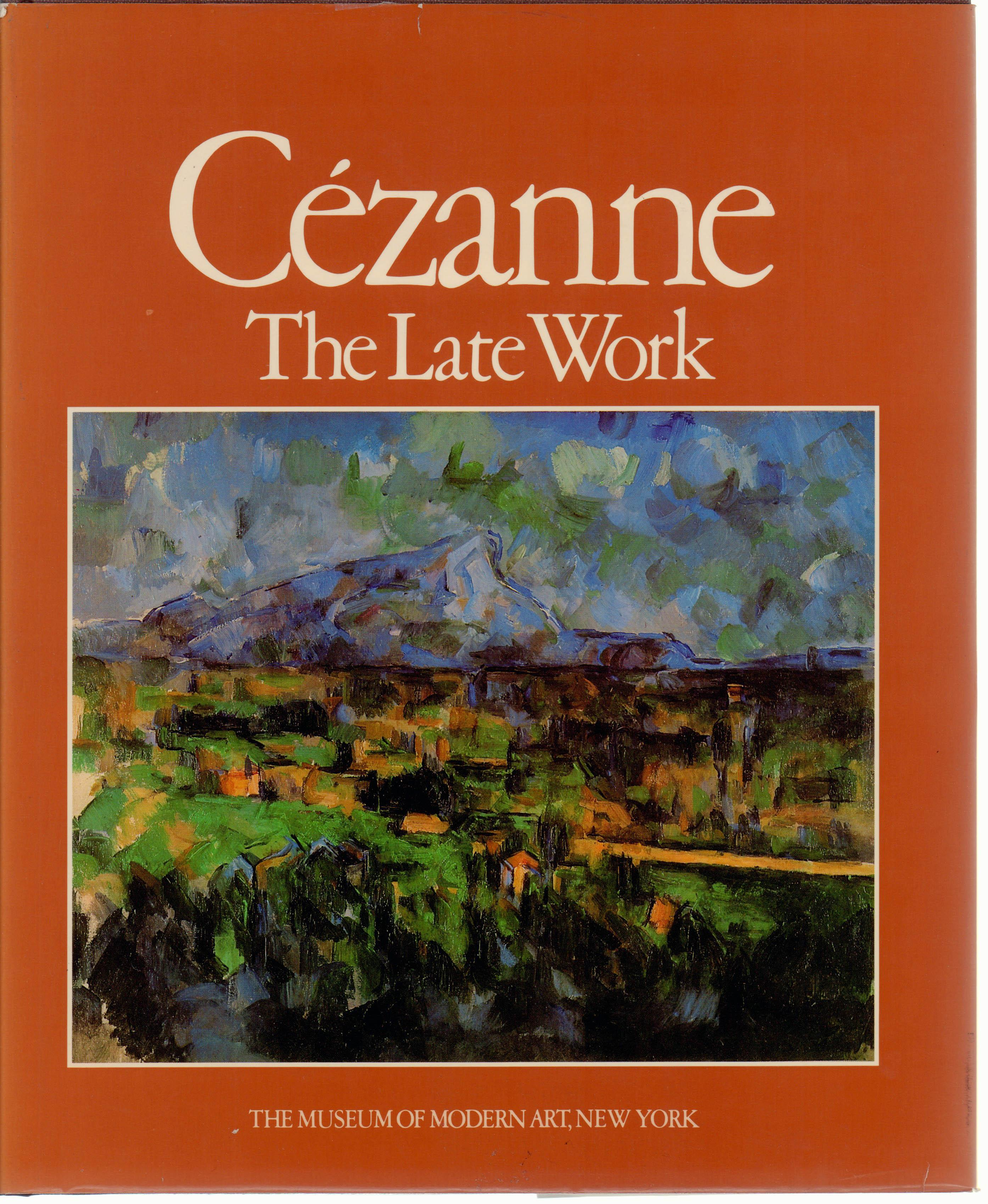 Cezanne The Late Work Chairish