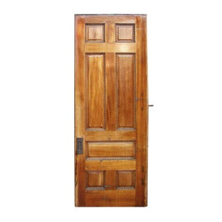 Maple Wood Pocket Door