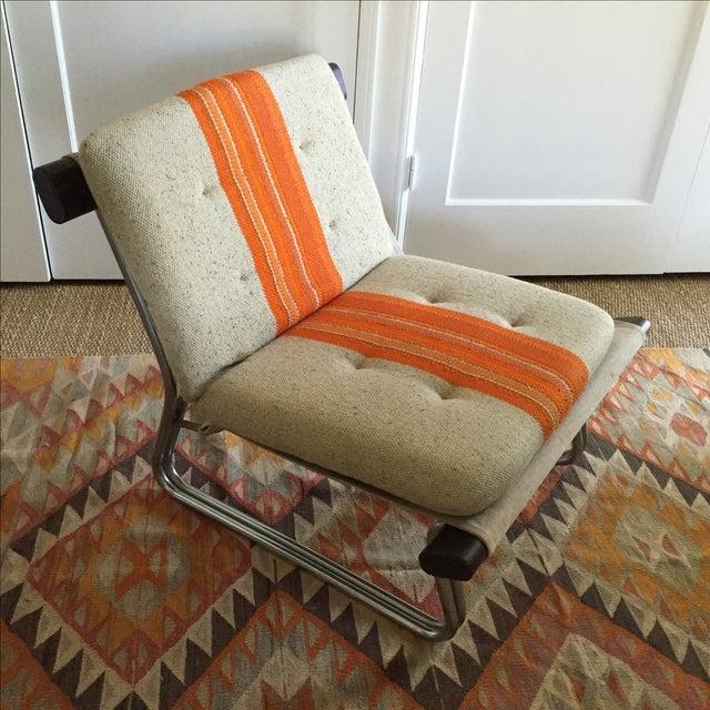 1970 Danish Modern Lounge Chair - Image 2 of 11
