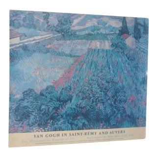 Vintage Van Gogh Exhibition Poster