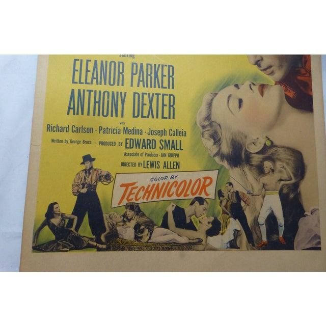 1950s Valentino Movie Lobby Card - Image 5 of 11