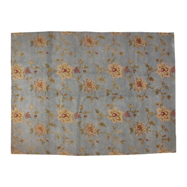 Blue Nepalese Carpet - 8'1'' x 11'' - Image 1 of 4