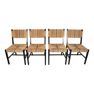 Serena & Lily Carson Side Chairs - Set of 4