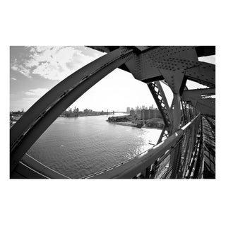 Signed Photograph - Brooklyn Bridge
