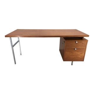 Early George Nelson for Herman Miller Teak Writing Desk