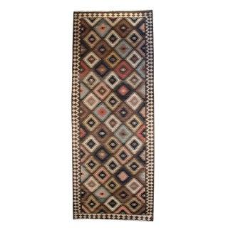 "Early 20th Century Shahsavan Carpet - 4'3"" x 11'1"""