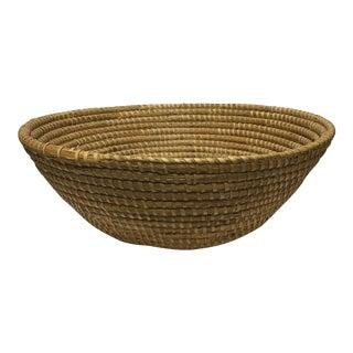 Authentic Charleston Sweetgrass Basket