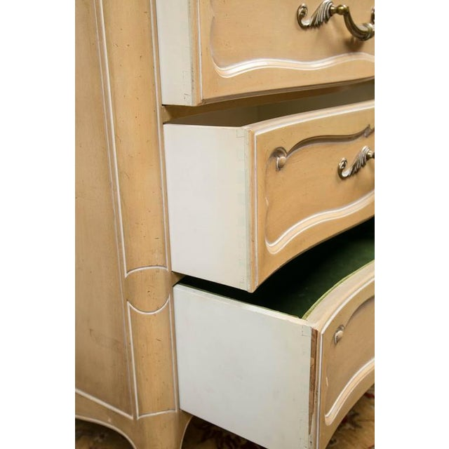Grosfeld House Louis XV Marble-Top Commodes - Pair - Image 5 of 8