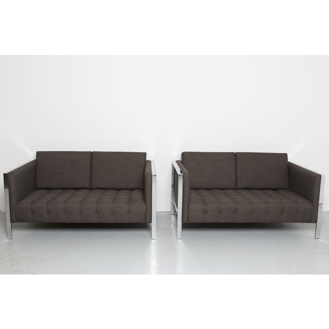 Founders Settees - A Pair - Image 2 of 6