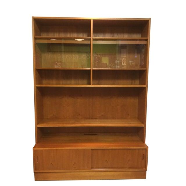 Mid-Century Danish Modern Storage Cabinet - Image 1 of 7