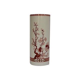 Coalport Bone China Coral Indian Tree Vase