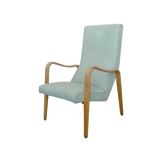 Thonet High Back Lounge Chair - Image 1 of 11