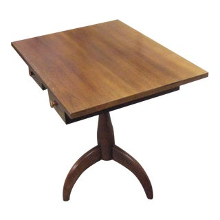 Mid-Century Lane Cherry Cocktail Table