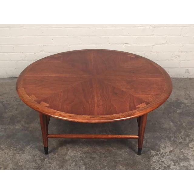 Lane Acclaim Series Coffee Table: Lane Acclaim Mid-Century Modern Coffee Table