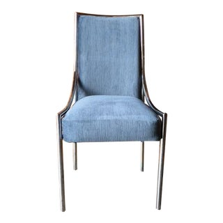 Vintage Milo Baughman Style 60's Dining Chair