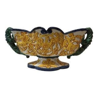 Vintage Italian Pottery Vase