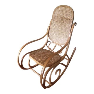 Original Thonet Bentwood Rocker
