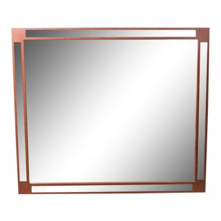 Vintage Mid-Century Mirror