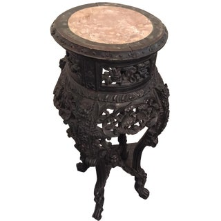 19th-Century Plant Stand