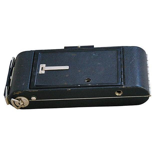 Image of Early 1900s Kodak Folding Camera