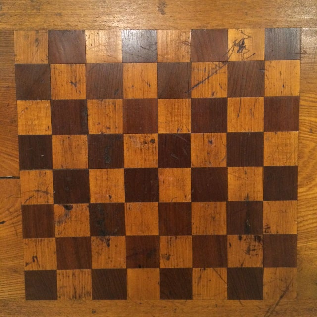 Vintage Inlay Gaming Board - Image 5 of 6