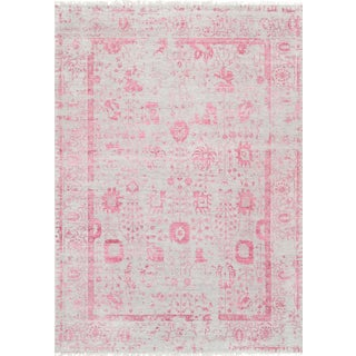 "Pasargad Transitiona Silk & Wool Rug - 9' 9"" X 13'11"""