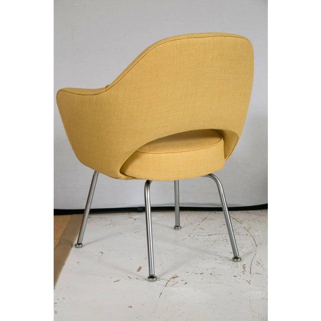 Saarinen Executive Armchair, Canary Yellow - Image 5 of 8