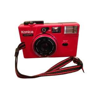 1981 Konica C35 MM Camera