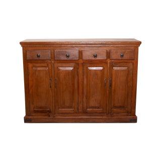 Berenger Cabinet in Burnt Sienna