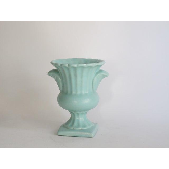 Royal Haeger Mint Pottery Urn - Image 2 of 5